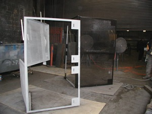 expanded metal security mesh fabricators