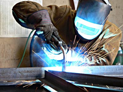 welder steel fabricator