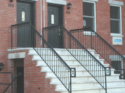 Steel Staircases New York