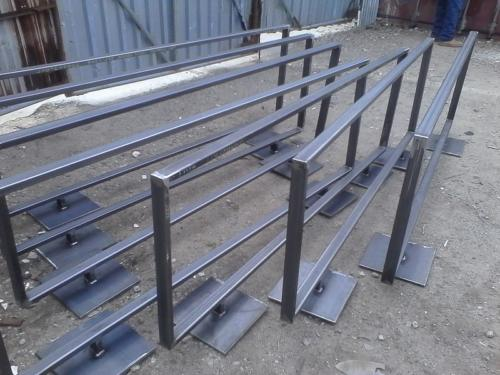 tubular steel partitions barriers custom made